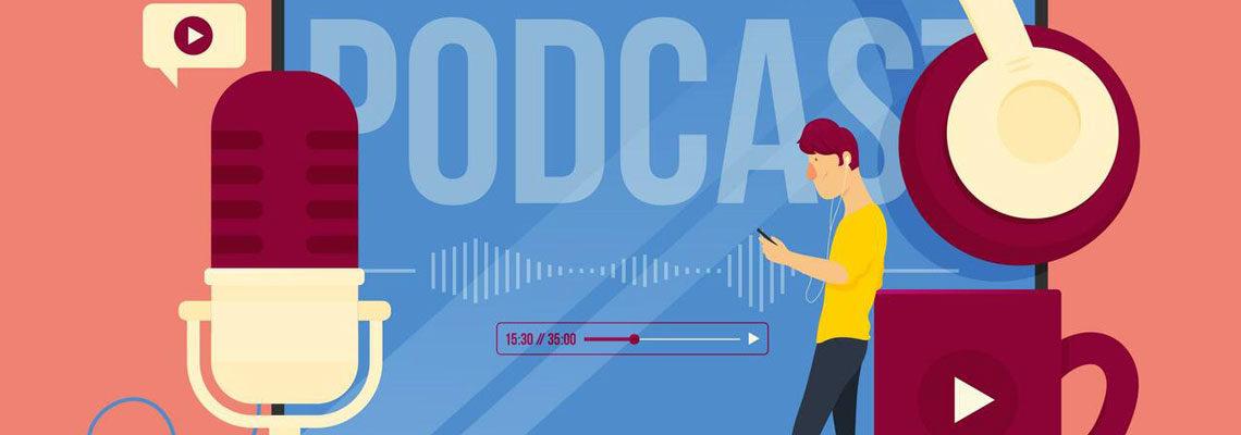 un bon podcast